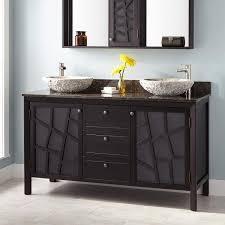Dark Vanity Bathroom by 60