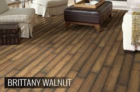 8mm shaw chateau walnut scraped laminate flooring planks