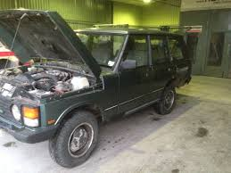 modified range rover classic om606 range rover classic restoration and build modified vehicle