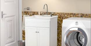 stand alone utility sink stand alone laundry sink sink ideas