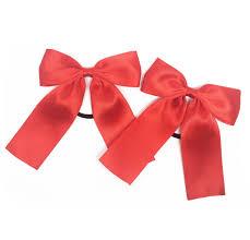 hair ribbon mystics silky softball hair ribbon 2 pc softball hair bows
