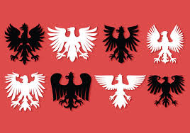 free polish eagle vector download free vector art stock