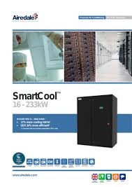 kw sales smartcool 16 233kw sales brochure english airedale