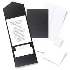 pocket invites pocket invitations ebay