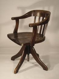 fauteuil de bureau americain luxe fauteuil bureau bois de tournant teck chaise et cuir