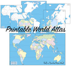 printable world map blank countries printable world atlas summer geography fun for my cc kids in