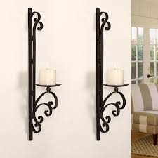 Vertical Wall Sconce Vertical Wall Candle Sconce U2022 Wall Sconces