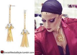 gaga earrings social media style gaga s x baublebar