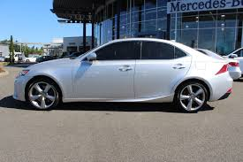 lexus pre owned is 350 used one owner 2014 lexus is 350 fife wa near puyallup wa