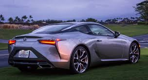 2018 lexus lc 500 new 2018 lexus lc 500 lexus moves into the fast lane 95 octane