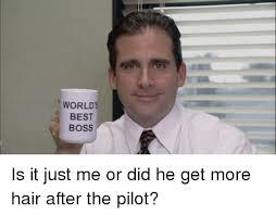 Office Boss Meme - world s best boss the office meme on ballmemes com
