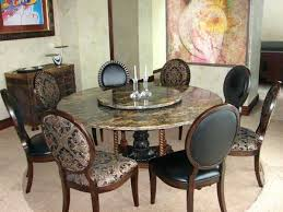 Granite Dining Room Table Round Granite Top Dining Table U2013 Rhawker Design