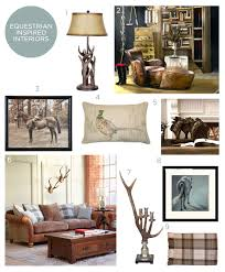 create an equestrian inspired interior your house barker and
