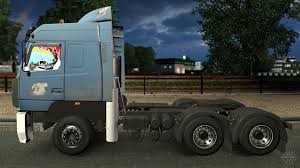 maz car 5440 a8 for euro truck simulator 2