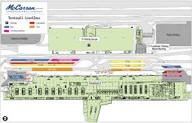 Chicago Ord Terminal Map by Mccarran Airport Terminal 3 Map My Blog