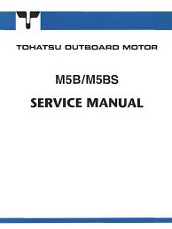 tohatsu 2 stroke service manual 1992 2000 corrosion