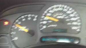 solved 2004 chevy 2500hd shifting speedo problem youtube