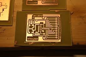 diy pcb just add electrons