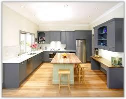 small gray kitchen ideas quicua com dark wood floor kitchen lovely gray kitchen cabinets dark wood