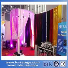Wedding Backdrop And Stand Curve Wedding Mandap Backdrop With Pipe And Drape Stand Buy