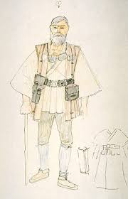 how star wars could have looked early sketches for the first