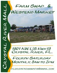 Crystal River Florida Map Crystal River Mall Monthly Farm Swap Meet 4th Saturday Monthly