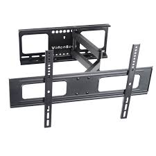 Wall Mount For 48 Inch Tv Videosecu Ml411b Adjustable Tilt Swivel Rotation Tv Wall Mount