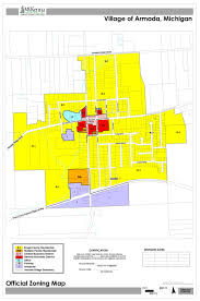 Maps Of Macomb County Michigan And Locals And Locations by Zoning Map