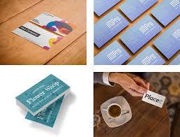 Business Cards Mockups Business Card Mockup Generator Tool Placeit Blog