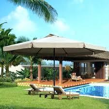 Large Patio Umbrellas Large Patio Umbrella Creative Of Luxury Patio Umbrellas