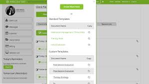 new features standard note templates interactive assessment