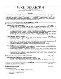 human resources resume exles hr resume sle resume hr mike dearborn human resources executive