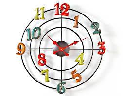 pendules de cuisine horloge cuisine originale galerie avec galerie avec horloge de