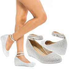 wedding shoes low wedges best 25 low heel bridal shoes ideas on low heel