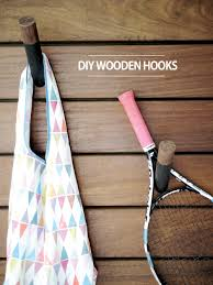 diy wooden wall hooks let s get ready for fall project nursery