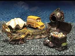 air ornaments fish tanks
