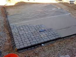 How To Make A Paver Patio Budget Diy Small Patio My Diy Paver Patio On The Cheap Building A