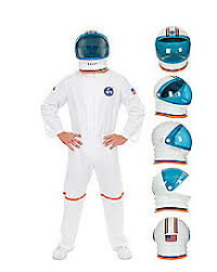 Astronaut Halloween Costume Adults Astronaut Costume Spirithalloween