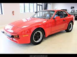 1984 porsche 944 for sale in fort myers fl stock 462961