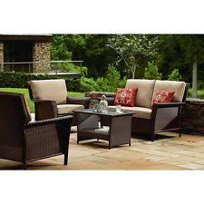 Deep Seat Outdoor Furniture by Suncrown Outdoor Furniture Wicker Love Seat With Coffee Table 2