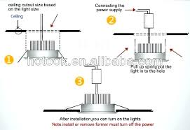 how to install led recessed lighting in existing ceiling how to install led recessed lighting in existing ceiling new how to