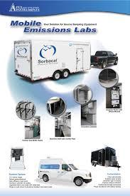 mobile emissions lab apex instruments