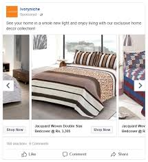 home decor ads 8 creative carousel facebook ads to increase ctr by 10 times