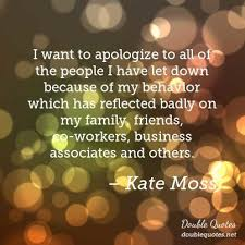 kate moss business quotes double quotes