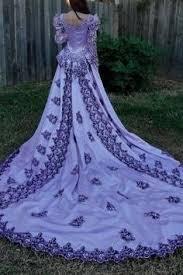 white and purple wedding dresses naf dresses