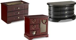 kmart jaclyn smith wooden jewelry boxes only 8 99 regularly