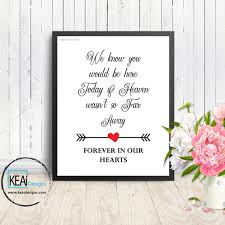 in loving memory wedding sign 8x10 in loving memory wedding sign welcome to keai designs