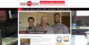 Home Renovation Websites Website Design For Contractors Sites4contractors Com