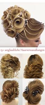 Hochsteckfrisurenen Ohne Klammern by 15 Unglaubliche Haarverwandlungen Schöne Hochsteckfrisuren Und