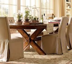 pottery barn farmhouse table lucy s lounge at tutti chic the hunt for kitchen table happiness